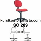 Kursi Sekretaris  Chairman SC 209