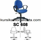 Kursi Sekretaris  Chairman SC 608