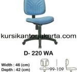 Kursi Staff & Sekretaris Indachi D 220 WA