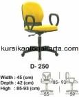 Kursi Staff & Sekretaris Indachi D 250